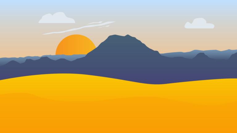 sunsetmountain